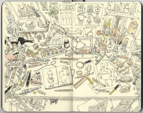 mattias-adolfsson-sketch-book-1
