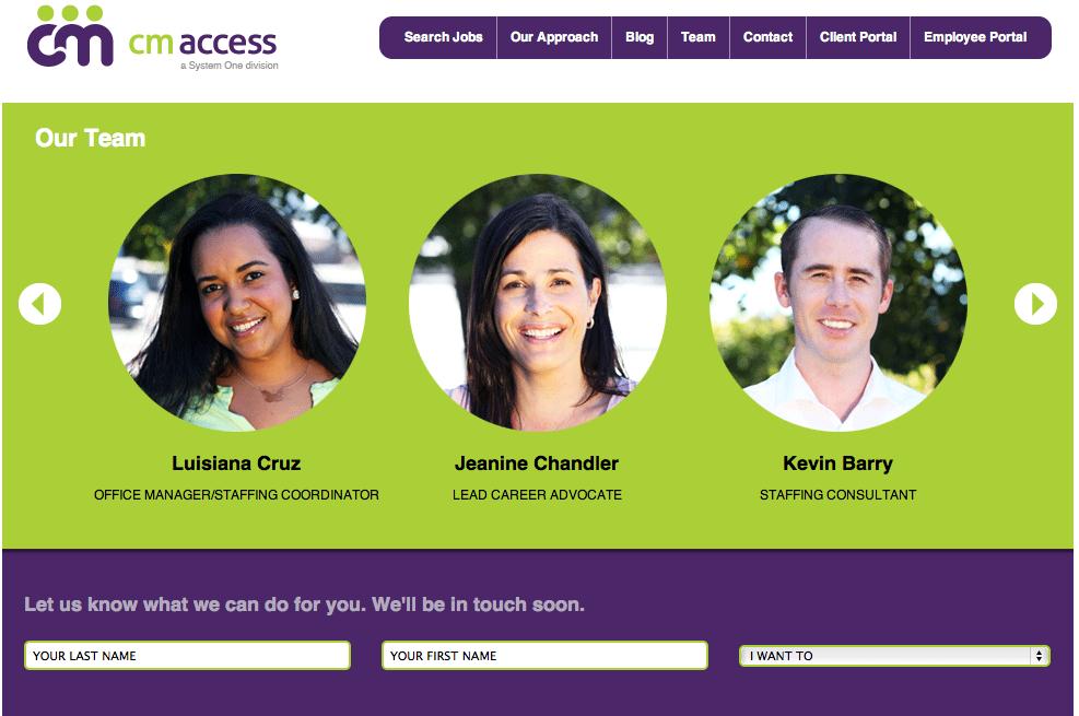 CM Access bios