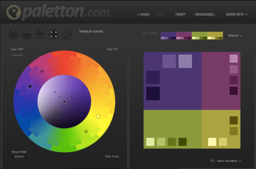 Paletton_Color_Palette