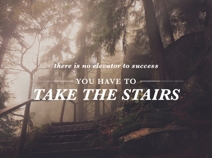 TakeTheStairs